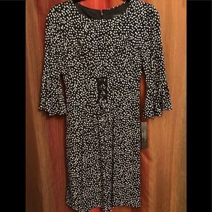 Fun and flirty Tahari NWT dress